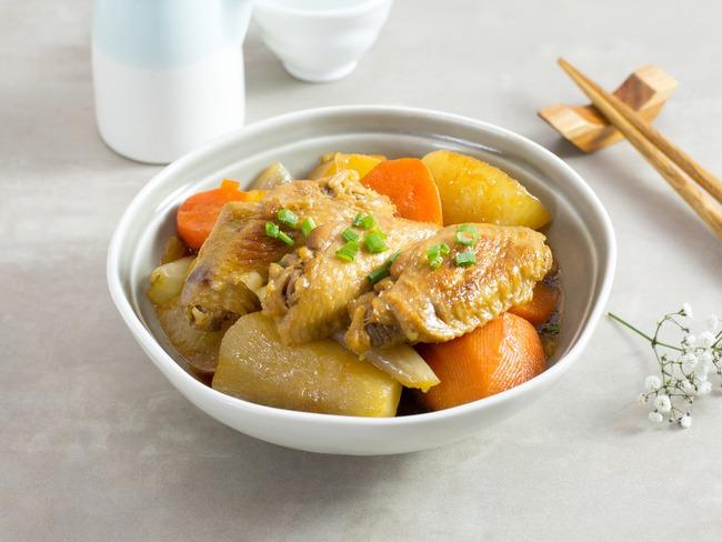 Một cách chế biến cánh gà thật ngọt thịt mà không cần hạt nêm - Ảnh 8.