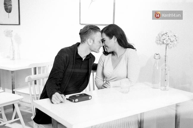 Phương Vy và chồng Tây: Mỗi ngày tỉnh dậy, chúng tôi lặp lại những điều nhàm chán, nhưng chưa từng chán yêu nhau - ảnh 7