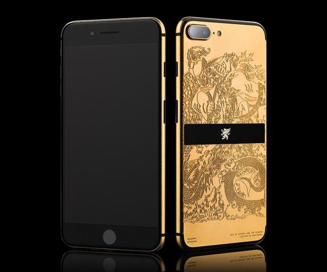 Đây là 6 chiếc iPhone 7/7 Plus xa xỉ khiến ai cũng thèm nhỏ dãi - Ảnh 8.