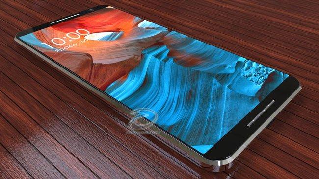 Mãn nhãn với ý tưởng smartphone đẹp nhất từ trước đến nay mà ai cũng sẽ ao ước - Ảnh 3.