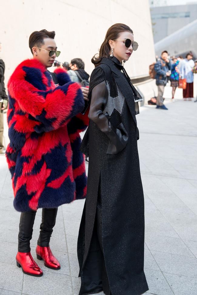 Ngoài Sơn Tùng & Tóc Tiên, Seoul Fashion Week mùa này còn nhiều gương mặt thân quen từ Vbiz - Ảnh 14.