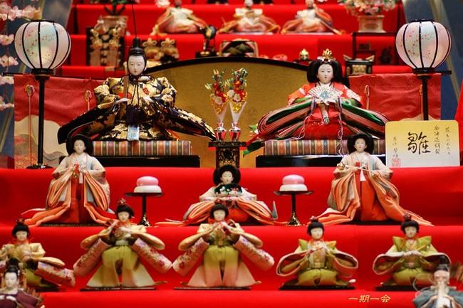 Ngày vui nhất của trẻ em Nhật Bản trong năm: Lễ hội búp bê toàn quốc - Ảnh 5.