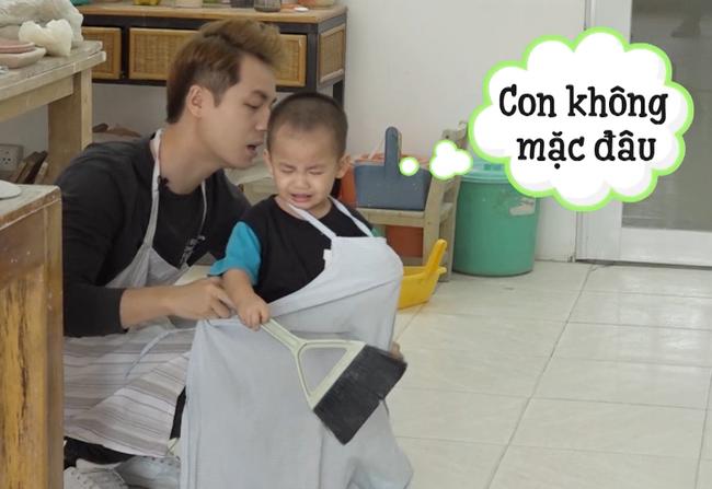 Không cần qua Hàn Quốc, Đăng Khôi cũng có một Chàng gốm vô cùng đáng yêu! - Ảnh 1.