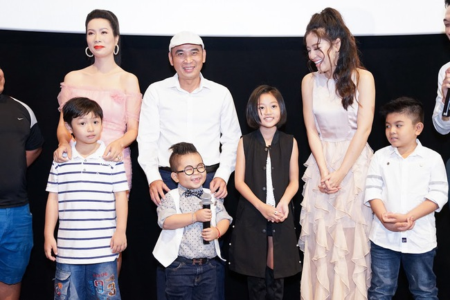 Phim Việt tháng 5: Những em bé lộng hành, tình gia đình là tâm điểm - Ảnh 6.