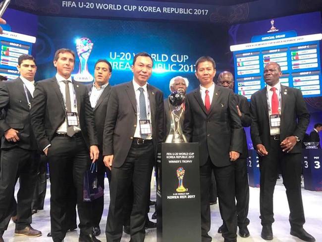 Đức, Italia, Bồ Đào Nha... đã tránh được U20 Việt Nam - Ảnh 1.