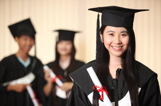 Lợi ích của việc học tín chỉ: sinh viên có thể ra trường sớm.