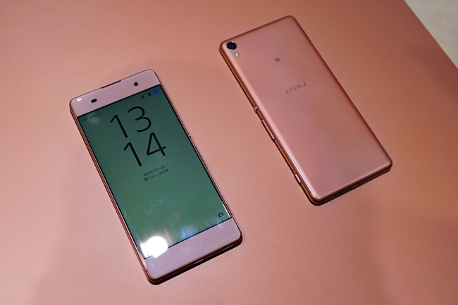 4 smartphone hồng đẹp mê mẩn đang bán tại Việt Nam