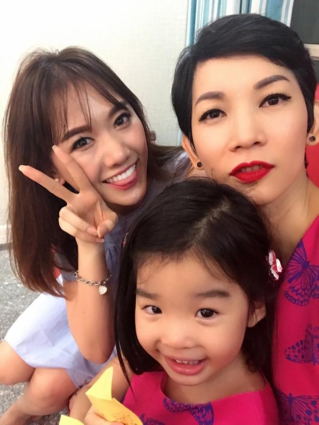 Xuân Lan truyền kinh nghiệm vượt lên thị phi cho Hari Won - Ảnh 4.