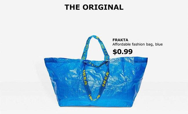 Thấy Balenciaga bán túi 50 triệu y chang túi 22 nghìn của mình, IKEA đã có màn đáp trả chất như thế này đây! - Ảnh 5.