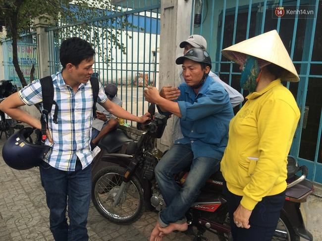 Vụ 2 mẹ con bị cướp giật túi xách ở Sài Gòn: Chúng cướp rồi nhẫn tâm đạp ngã xe của họ - Ảnh 4.