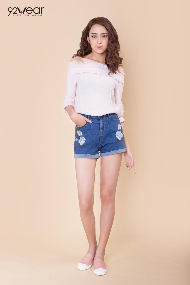 5 mẫu quần jeans sẵn sàng phá đảo mùa hè của các teen girl - Ảnh 1.