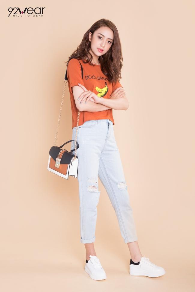 5 mẫu quần jeans sẵn sàng phá đảo mùa hè của các teen girl - Ảnh 5.