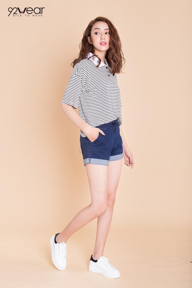 5 mẫu quần jeans sẵn sàng phá đảo mùa hè của các teen girl - Ảnh 7.