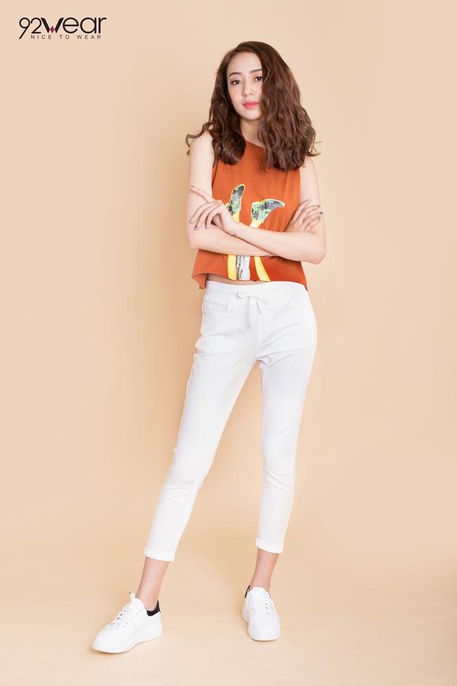 5 mẫu quần jeans sẵn sàng phá đảo mùa hè của các teen girl - Ảnh 8.