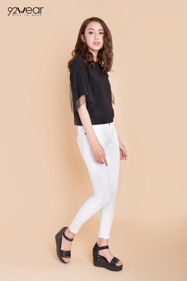 5 mẫu quần jeans sẵn sàng phá đảo mùa hè của các teen girl - Ảnh 10.