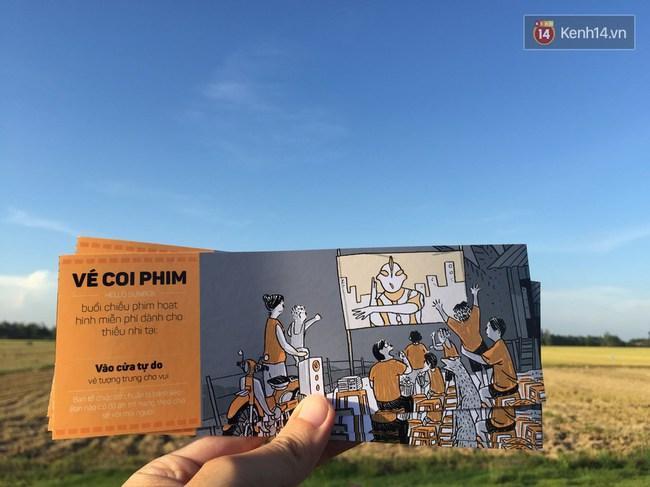 Rạp phim 300k ở miền Tây - Đưa ciné về miền quê cho tụi con nít nghèo - Ảnh 2.