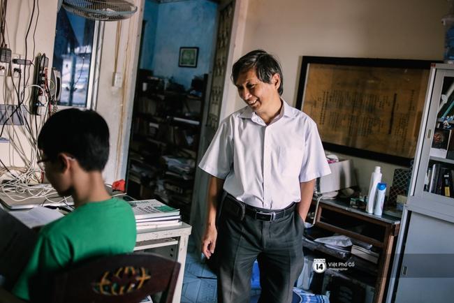Cậu bé Việt chinh phục 8.5 IELTS: Không đến trường học từ năm lớp 6, rèn tiếng Anh bằng cách xem TV - Ảnh 3.