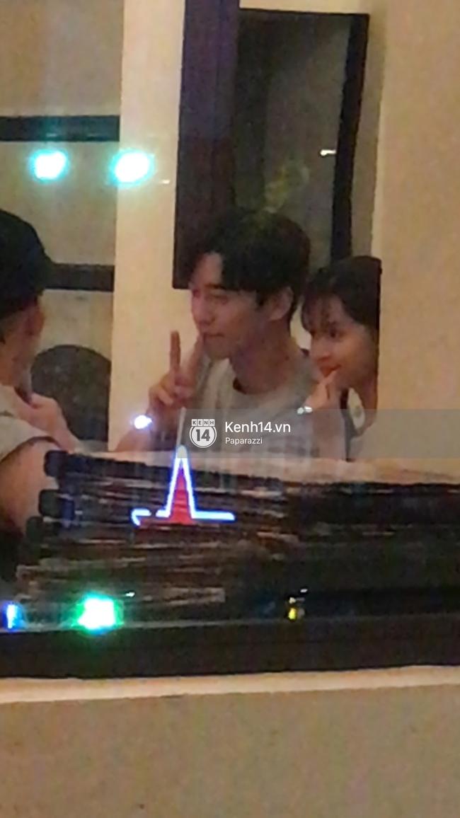 Bắt gặp Midu đi ăn tối thân mật cùng Shin Sung Rok - Ác nhân phim Vì sao đưa anh tới - Ảnh 8.