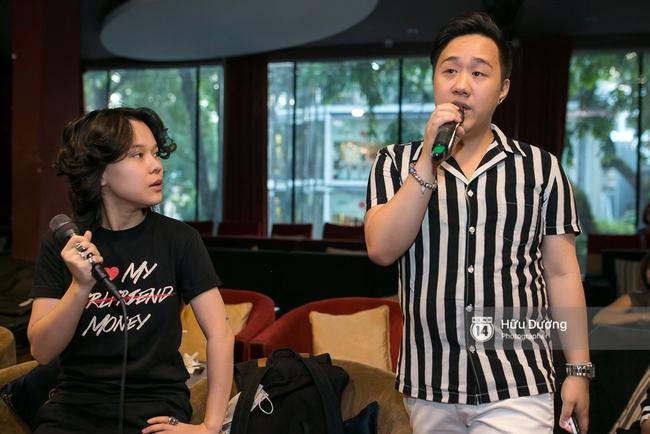 Tiên Tiên - Trung Quân lần đầu kết hợp, Soobin Hoàng Sơn cực chất tập cùng ban nhạc cho Gala WeChoice Awards - Ảnh 11.