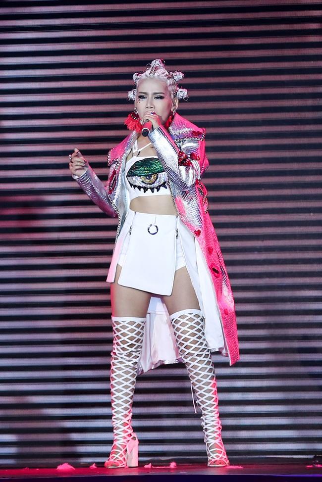 Bảo Thy - S.T ngang cơ, Hương Giang được cứu vào Chung kết The Remix - Ảnh 12.