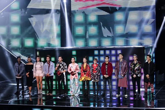Bảo Thy - S.T ngang cơ, Hương Giang được cứu vào Chung kết The Remix - ảnh 1