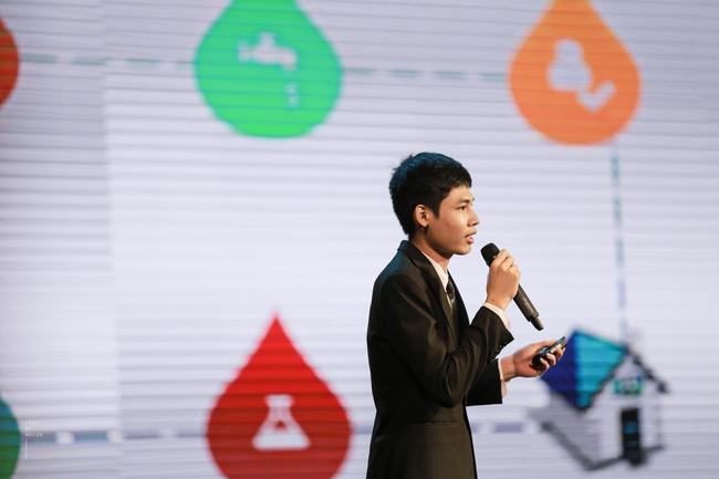Giải pháp giám sát nguồn nước chiến thắng cuộc thi Ý tưởng sáng tạo khởi nghiệp sinh viên lần thứ I - Ảnh 8.