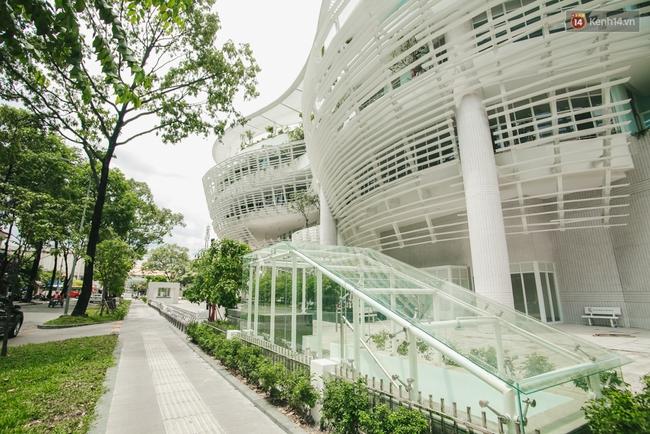 3 điểm chụp hình sống ảo mới toanh của giới trẻ Sài Gòn - Ảnh 2.
