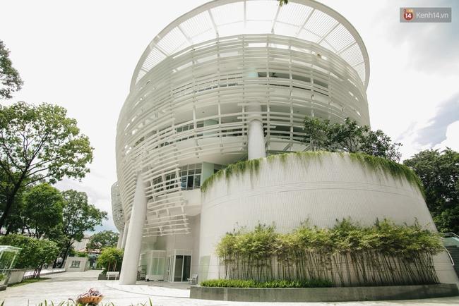 Thiên đường sống ảo mới của giới trẻ Sài Gòn: Nhà Thiếu nhi Thành phố siêu đẹp, siêu hiện đại! - Ảnh 3.