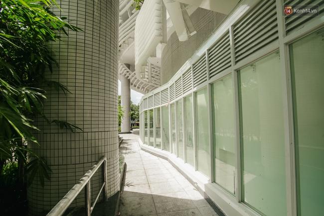 Thiên đường sống ảo mới của giới trẻ Sài Gòn: Nhà Thiếu nhi Thành phố siêu đẹp, siêu hiện đại! - Ảnh 7.