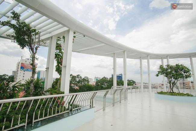 Thiên đường sống ảo mới của giới trẻ Sài Gòn: Nhà Thiếu nhi Thành phố siêu đẹp, siêu hiện đại! - Ảnh 12.