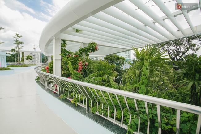 Thiên đường sống ảo mới của giới trẻ Sài Gòn: Nhà Thiếu nhi Thành phố siêu đẹp, siêu hiện đại! - Ảnh 13.