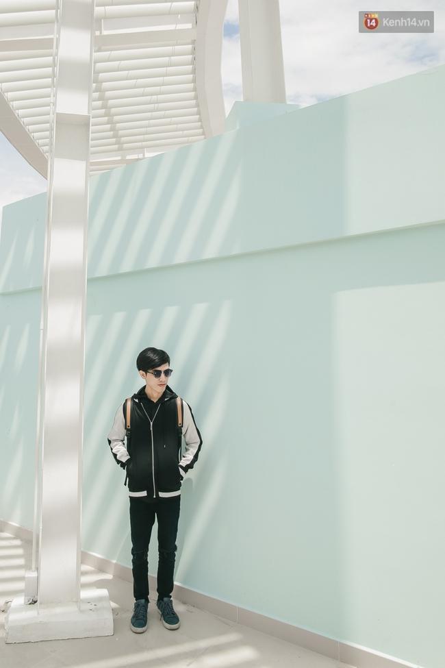 Thiên đường sống ảo mới của giới trẻ Sài Gòn: Nhà Thiếu nhi Thành phố siêu đẹp, siêu hiện đại! - Ảnh 15.