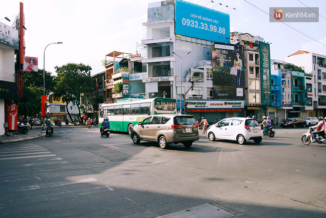 Có những ngày như thế: Sài Gòn không còi xe, khói bụi và không ùn tắc lúc 5 giờ chiều - Ảnh 12.