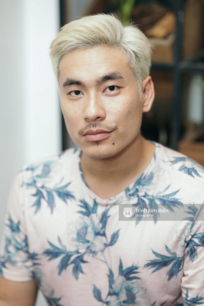 Kiều Minh Tuấn phải tắm trắng, tẩy tóc liên tục khi nhận vai chính trong Em chưa 18 - Ảnh 1.