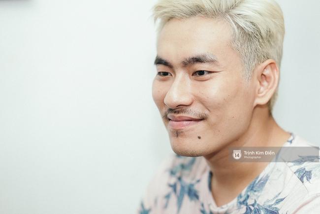 Kiều Minh Tuấn phải tắm trắng, tẩy tóc liên tục khi nhận vai chính trong Em chưa 18 - Ảnh 3.
