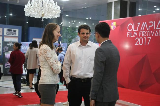 Đã tìm ra đoàn làm phim học sinh chiến thắng trong Olympia Film Festival 2017 - Ảnh 4.