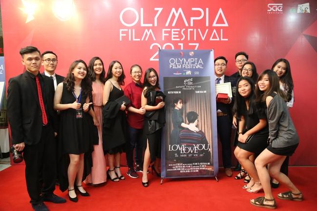 Đã tìm ra đoàn làm phim học sinh chiến thắng trong Olympia Film Festival 2017 - Ảnh 1.