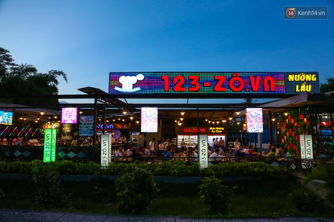 Những tên quán vừa lạ lùng vừa buồn cười ở khắp đường phố Hà Nội - Sài Gòn - Ảnh 14.