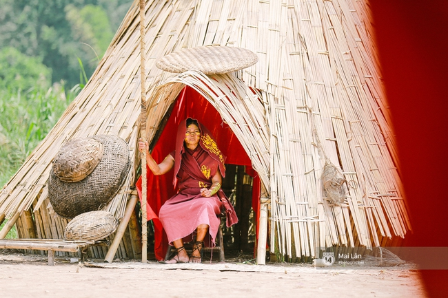 Cuối cùng cũng phục dựng xong, giờ tới Ninh Bình nhất định phải ghé làng thổ dân trong phim Kong! - ảnh 19