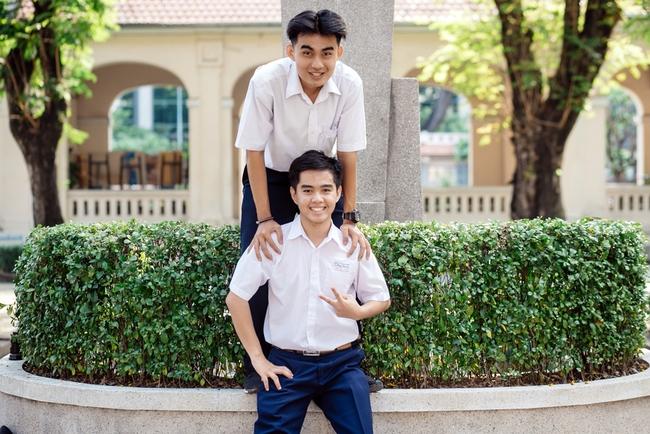 2 nam sinh 10X Sài Gòn chế tạo Găng tay chuyển ngữ giúp người câm điếc có thể nói chuyện bằng lời - Ảnh 7.
