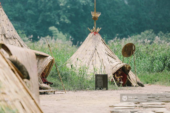 Cuối cùng cũng phục dựng xong, giờ tới Ninh Bình nhất định phải ghé làng thổ dân trong phim Kong! - ảnh 10