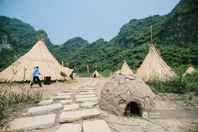 Cuối cùng cũng phục dựng xong, giờ tới Ninh Bình nhất định phải ghé làng thổ dân trong phim Kong! - ảnh 9