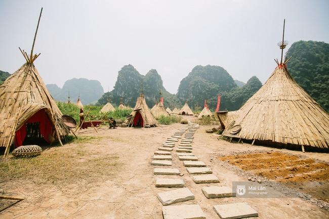 Cuối cùng cũng phục dựng xong, giờ tới Ninh Bình nhất định phải ghé làng thổ dân trong phim Kong! - Ảnh 3.