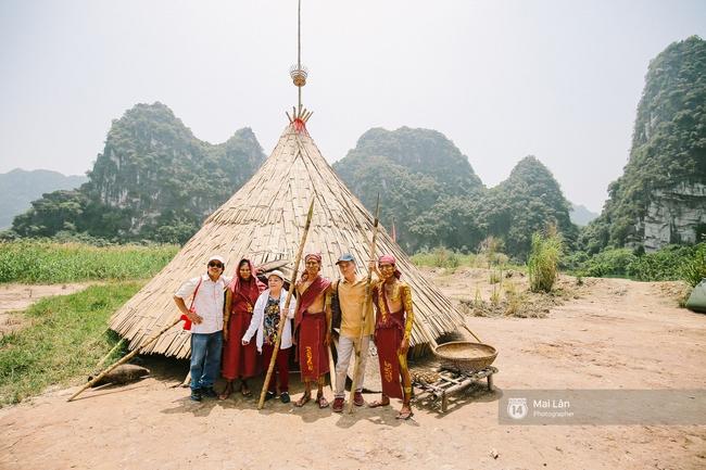 Cuối cùng cũng phục dựng xong, giờ tới Ninh Bình nhất định phải ghé làng thổ dân trong phim Kong! - ảnh 12