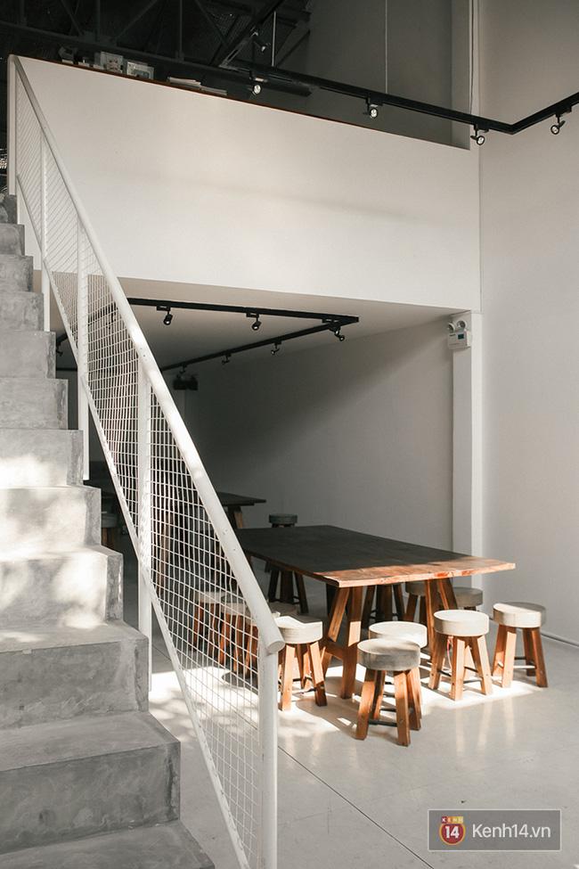 Rồi cũng tới ngày giới trẻ Sài Gòn có The Factory - khu nghệ thuật đương đại đúng nghĩa đầu tiên, mới lạ và ấn tượng! - Ảnh 18.