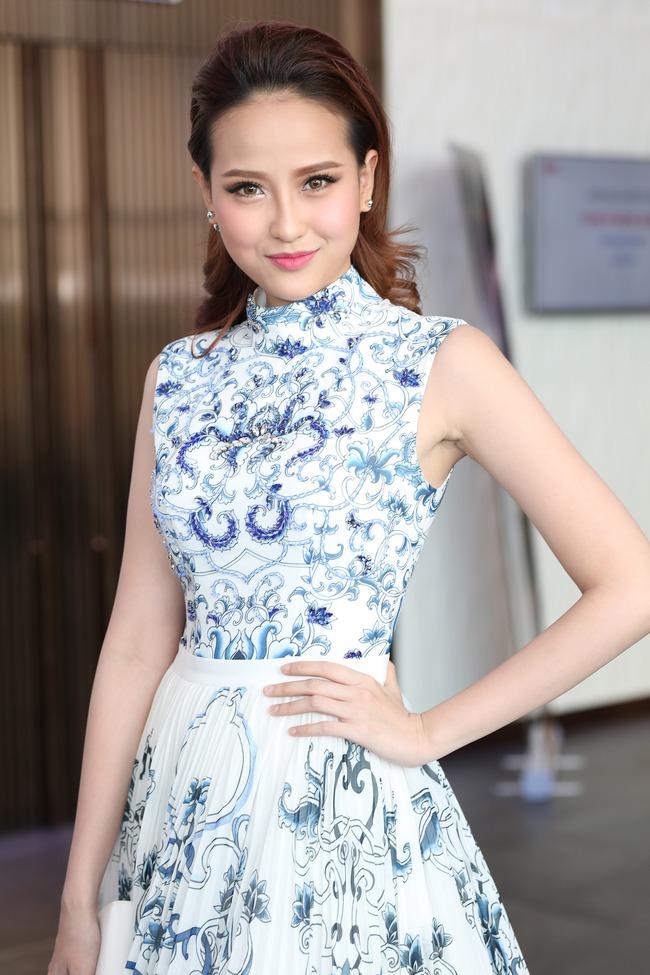 Khánh Ngân, Lilly Nguyễn phong cách đối lập chấm thi The Face - Ảnh 7.