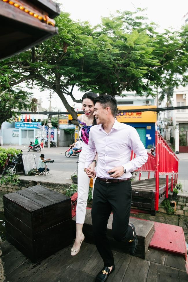 Công Vinh - Thủy Tiên lên kênh truyền hình thể thao số 1 thế giới - Ảnh 9.