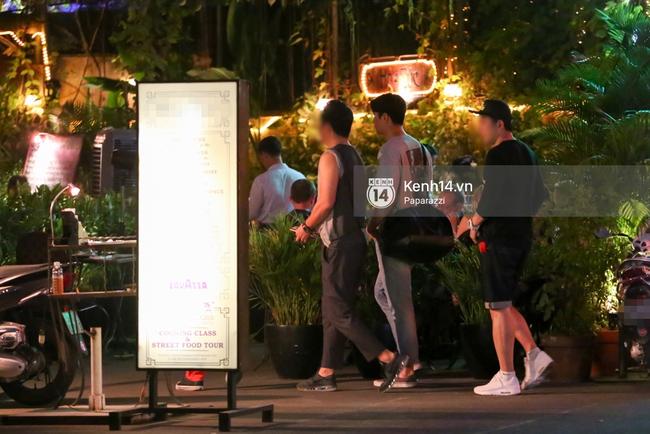 Bắt gặp Midu đi ăn tối thân mật cùng Shin Sung Rok - Ác nhân phim Vì sao đưa anh tới - Ảnh 3.