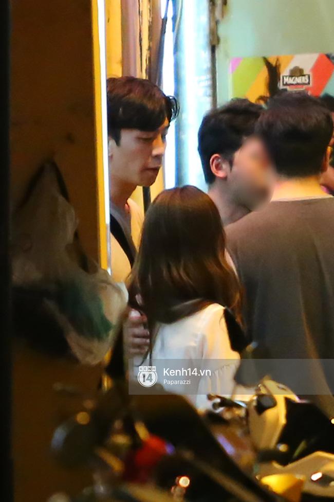 Bắt gặp Midu đi ăn tối thân mật cùng Shin Sung Rok - Ác nhân phim Vì sao đưa anh tới - Ảnh 13.