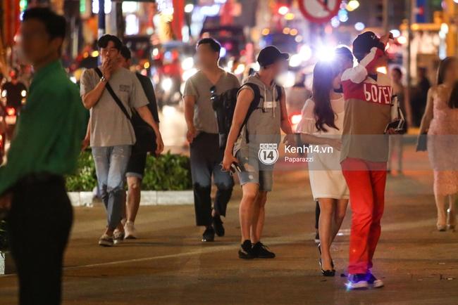 Bắt gặp Midu đi ăn tối thân mật cùng Shin Sung Rok - Ác nhân phim Vì sao đưa anh tới - Ảnh 16.